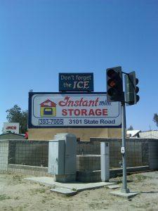 secure storage Bakersfield, CA